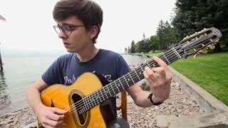 "Josh Turner // ""Kathy's Song"" (Live on Flathead Lake)"