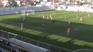 preview picture of video 'ŠK Senec 3 - 2 FK Poprad (1-2) záznam'