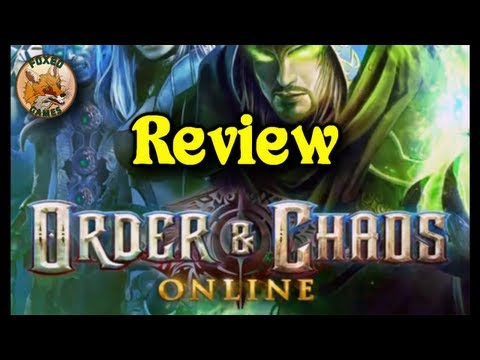 Mobile Game Review: Order & Chaos (iPhone and Android game)