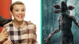 Stranger Things Flashback: Watch 12-Year-Old Millie Bobby Brown React To The Demogorgon!