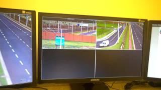 Integração de Sistema de Alarme e CFTV - Plataforma Victor -