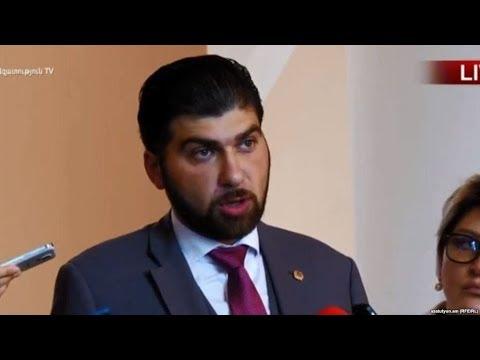 ԼՈՒՐԵՐ 13.00   Դավիթ Սանասարյանը՝ ԵՊՀ-ում չարաշահումների մասին   «Ազատություն» TV   11.01.2019