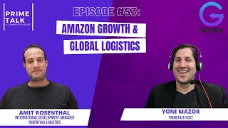 Amit Rosenthal | Amazon Growth & Global Logistics