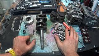 Поршень ветерок 8 1 ремонт