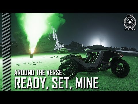 Around the Verse - Ready, Set, Mine