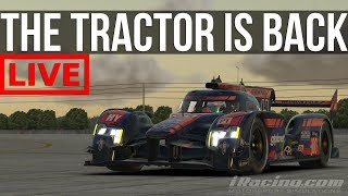 iRacing - The Tractor Is Back!!!