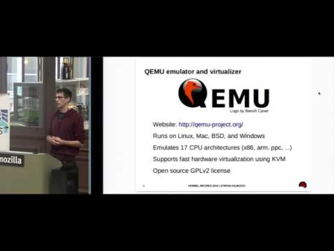 Speed up your kernel development cycle with QEMU – Kernel Recipes 2015