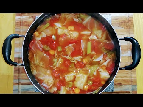 , title : 'Diet Cabbage Soup! Lose Ten Pounds In A Week! And Delicious!