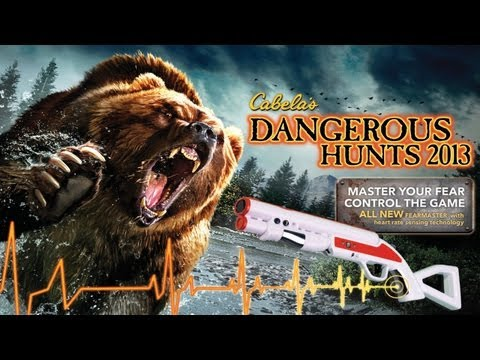 NEW  PS3 Demos !!! - Cabela's Dangerous Hunts 2013 Mp3