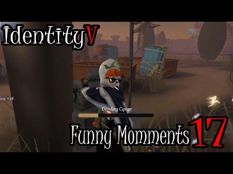 IDentity V   funny Moments #17