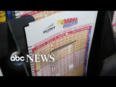 Who won the $1 billion Mega Millions jackpot?