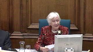 1999 - Speech to the reconvened Scottish Parliament