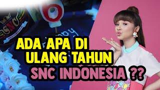 TASYA HADIRI ANNIVERSARY SNC INDONESIA KE 6 TH