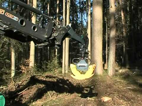 Uniforest Verladezange Holzgreifer Rückezange