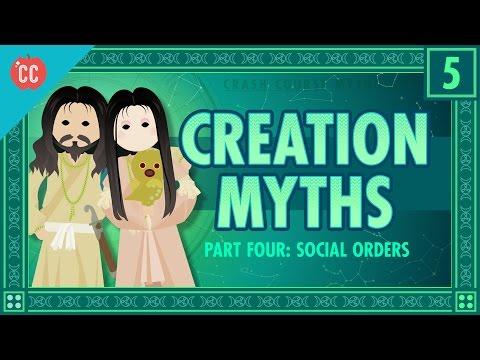 Stvoření společenského řádu
