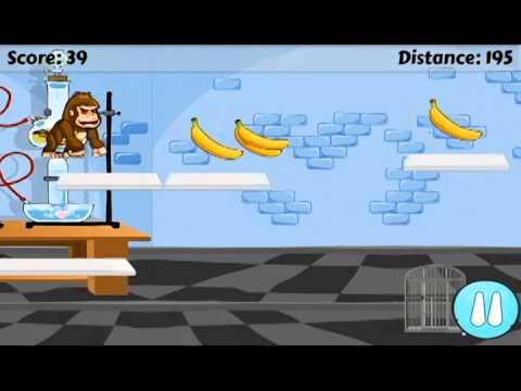 Video of Angry Ape Dash