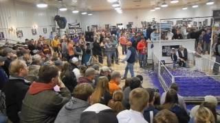 The Chosen Ones 2017 - Pig Sale - Cedar Rapids, IA - 3.4.17