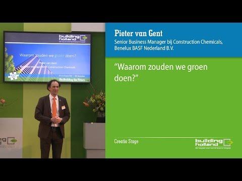 Waarom zouden we groen doen?
