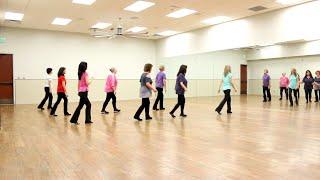 Maybe Sometime - Line Dance (Dance & Teach in English & 中文)