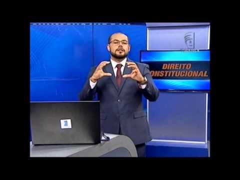 Direito Constitucional – Prof. Francion Santos (aula 2)