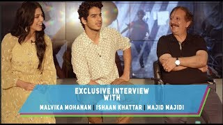 Interview With Iranian Director Majid Majidi And The Cast Of Beyond The Clouds- Ishaan Khattar And Malavika Mohanan