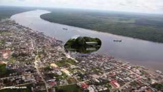 Kalimantan - Indonesia (HD1080p)