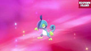 Drizzile  - (Pokémon) - Evolving Our Sobble Into an Emo . . . .something? - Pokemon Shield Drizzile Evolution