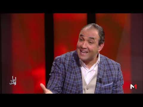 العرب اليوم - شاهد: رشيد الوالي يتحدث عن تجربة تقديم البرامج التلفزيونية