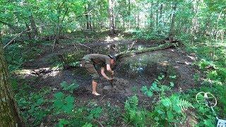 Находка со дна древнего пруда