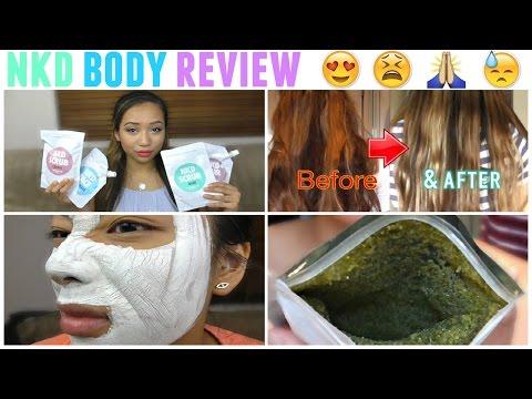 Mga review mask Naka-highlight na Buhok