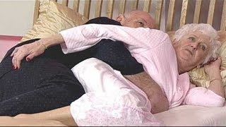 After 50 Year Of Marriage Couple Was Lying In Bed When Wife Felt Her Husband Begin To Massaging Her