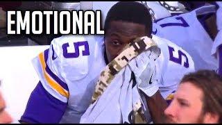 NFL Most Emotional Moments (Sad) || Part 2