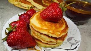 ✅Оладьи из творога/ творожные оладьи/ вкуснятина на завтрак/ супер вкусный завтрак