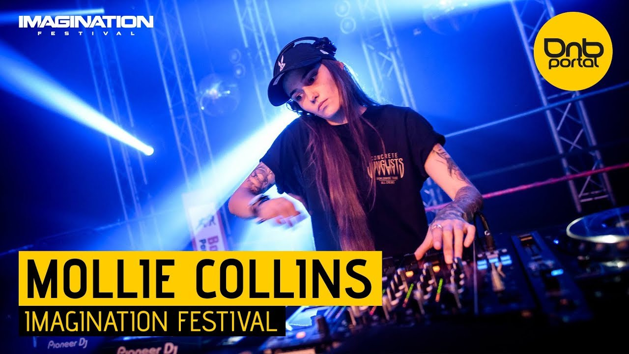 Mollie Collins - Live @ Imagination Festival 2017