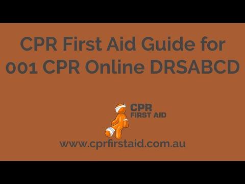 001 CPR Online DRSABCD