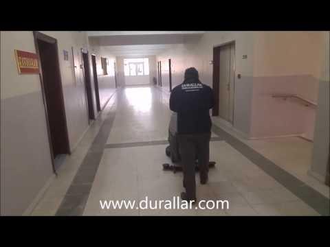 Koridor Temizlik Makinası, Koridor Zemin Temizleme Makinası, Lavor 50 B Akülü Temizlik Makinası