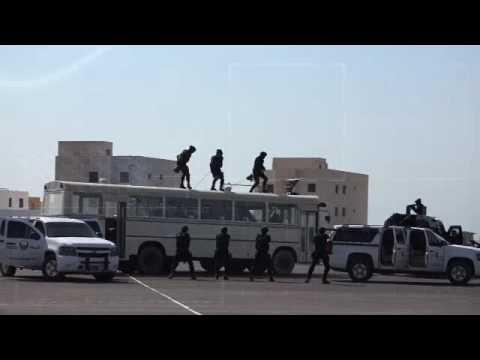 تمرين أمن الخليج العربي 2016/11/10