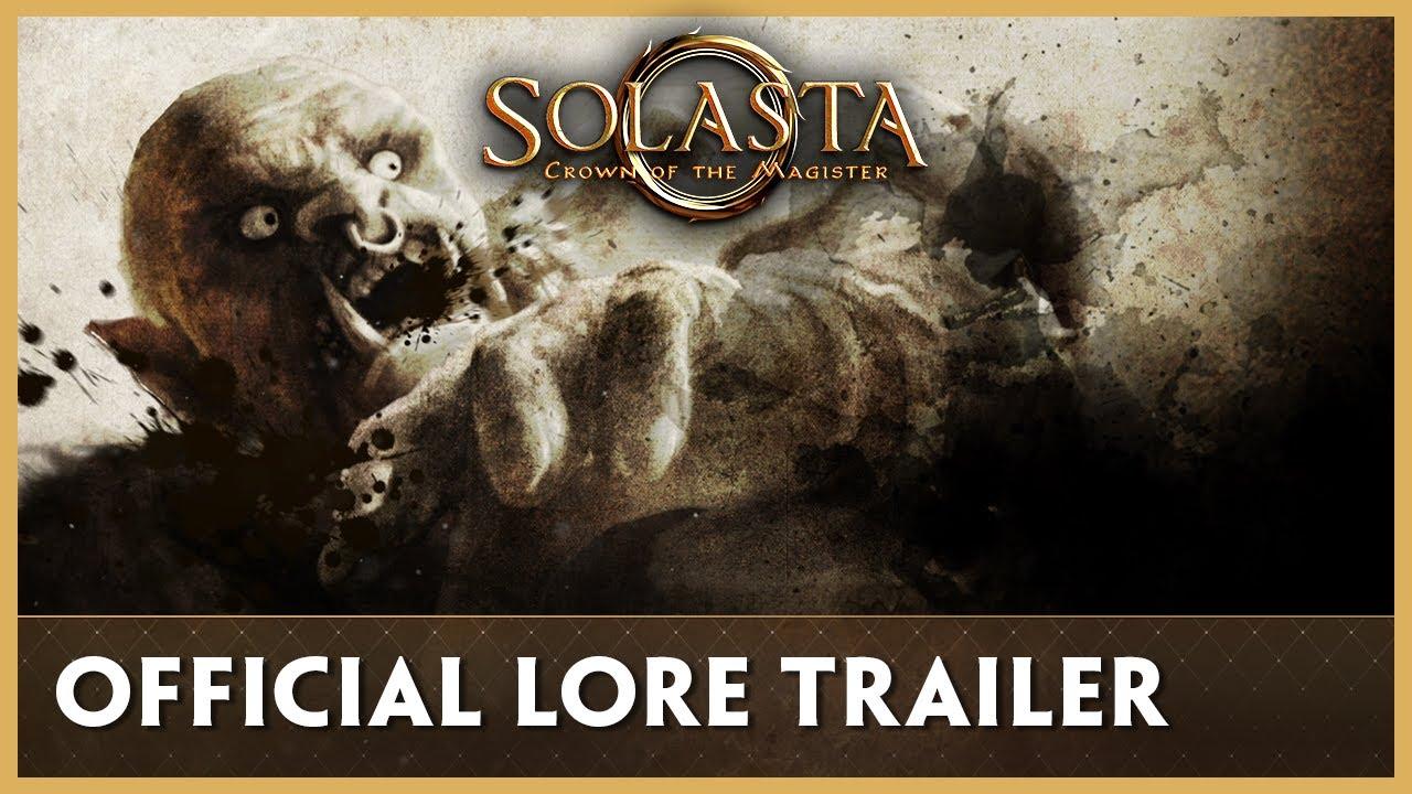 Kickstarter Lore Trailer