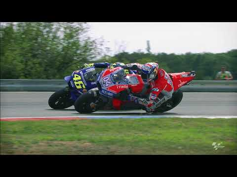 2018 Czech GP - Ducati in action