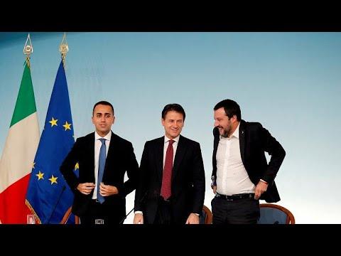 العرب اليوم - شاهد: ريبورتاج يكشف عن مصير إيطاليا بعد الانقلاب على الائتلاف الحكومي