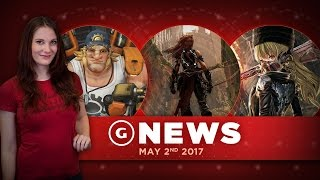 Overwatch Uprising Concludes Day Late & Darksiders 3 Details Arrive! - GS Daily News
