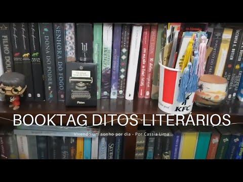 TAG Ditos Literários