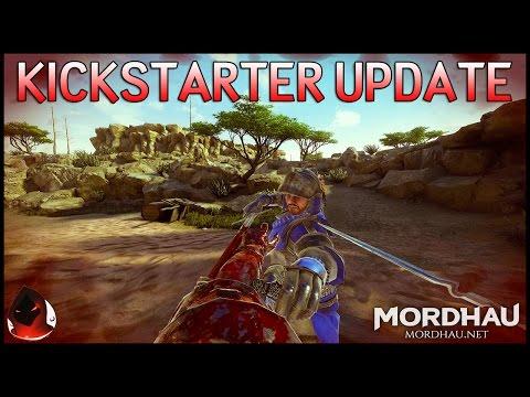 Mordhau - Kickstarter Update with RipperX