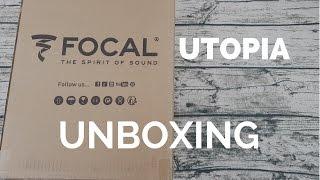 Unboxing: Focal Utopia Headphones [4K]