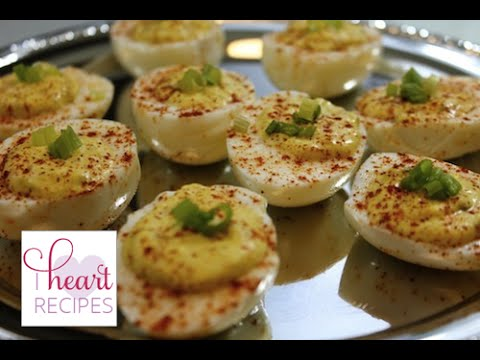 Video How to Make Easy Delicious Deviled Eggs - I Heart Recipes