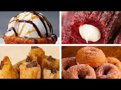 6 Delicious Recipes for Churro Lovers