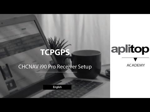 CHCNAV i90 Pro Receiver Setup