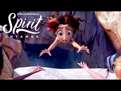 Spirit Untamed (Clip 'The Race to Rescue Lucky')