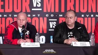 Bellator 172 Post-Fight Press Conference