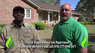 How to Recognize a Natural Gas Leak